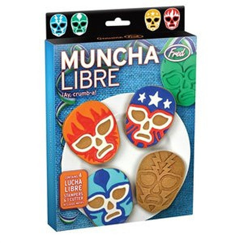 Muncha Libre Cookie Cutter Set-Cookie Cutter Shop Australia