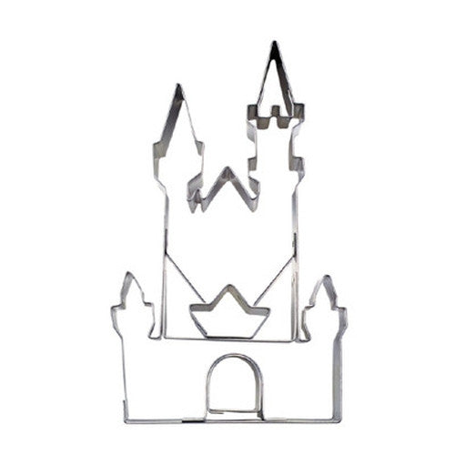 Neuschwanstein Castle 10cm Cookie Cutter-Cookie Cutter Shop Australia