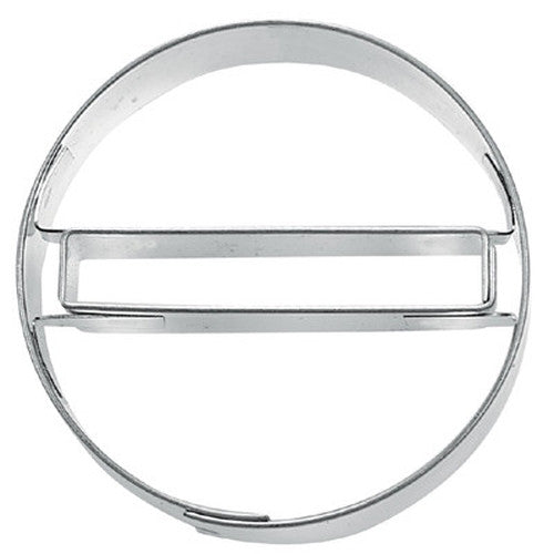No Entry Sign Cookie Cutter-Cookie Cutter Shop Australia
