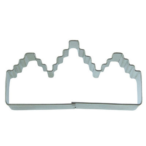 Old Town Houses 8cm Cookie Cutter-Cookie Cutter Shop Australia