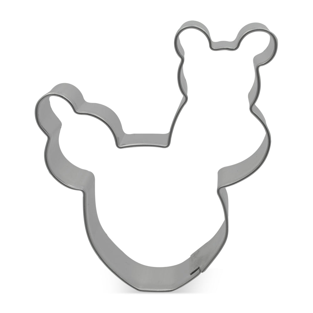 Paddle Cactus 8cm Cookie Cutter-Cookie Cutter Shop Australia