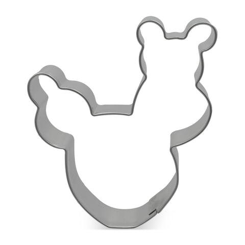 Paddle Cactus Cookie Cutter 8 cm | Cookie Cutter Shop Australia