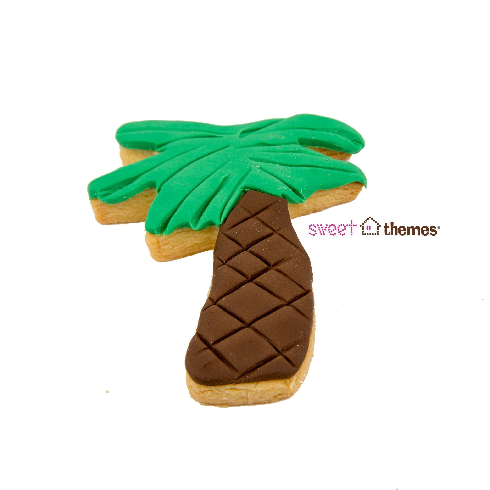 Palm Tree 11cm Cookie Cutter-Cookie Cutter Shop Australia