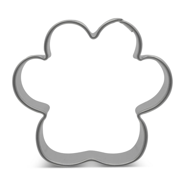 Paw Print Small 4.5cm Cookie Cutter-Cookie Cutter Shop Australia