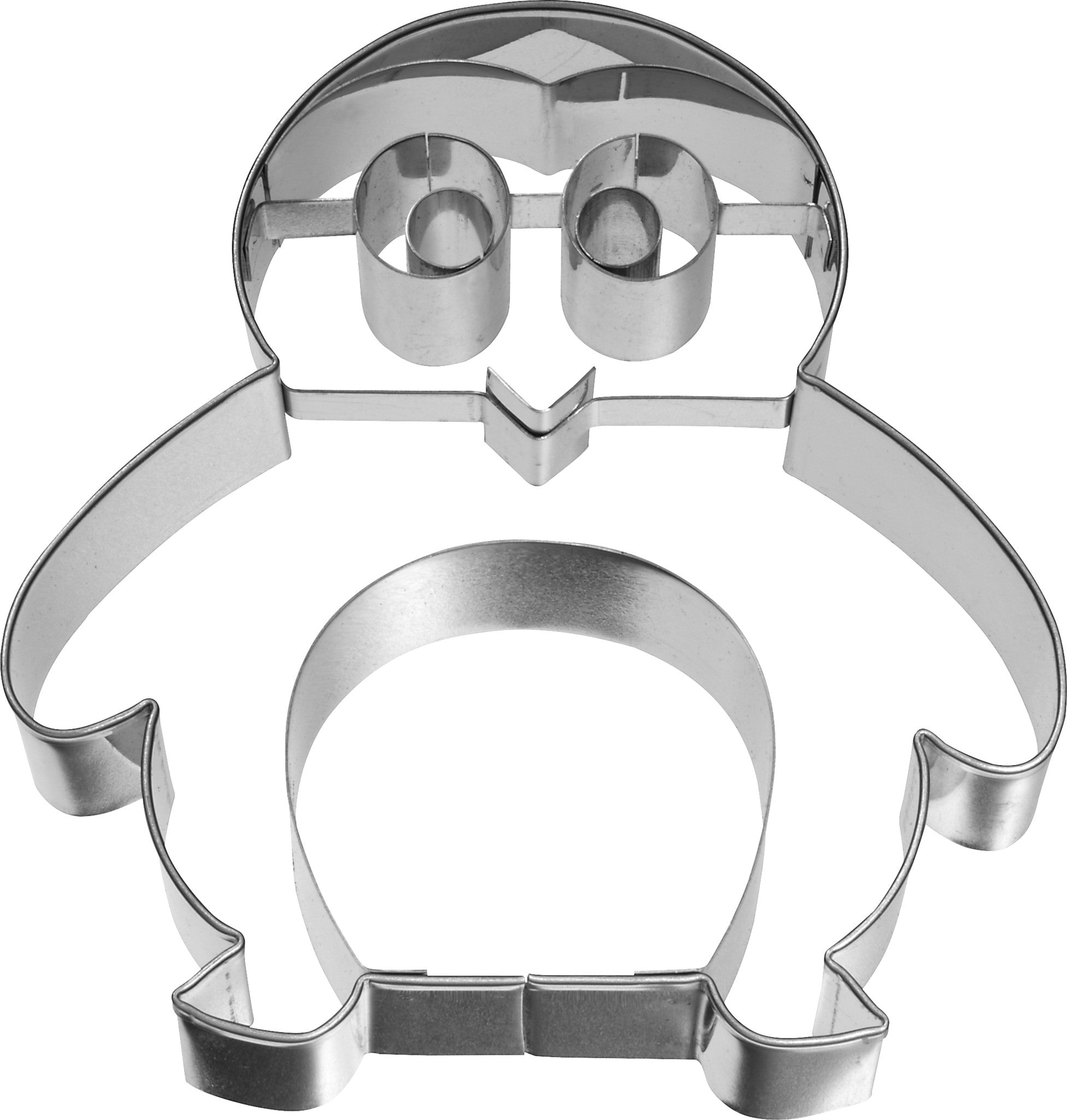 Penguin With Internal Detail 9.5cm Cookie Cutter-Cookie Cutter Shop Australia