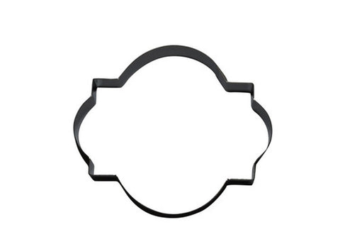 Photo Plaque 10cm Cookie Cutter-Cookie Cutter Shop Australia
