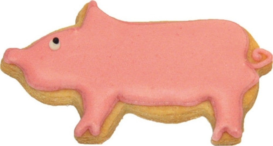 Pig 7.5cm Cookie Cutter-Cookie Cutter Shop Australia