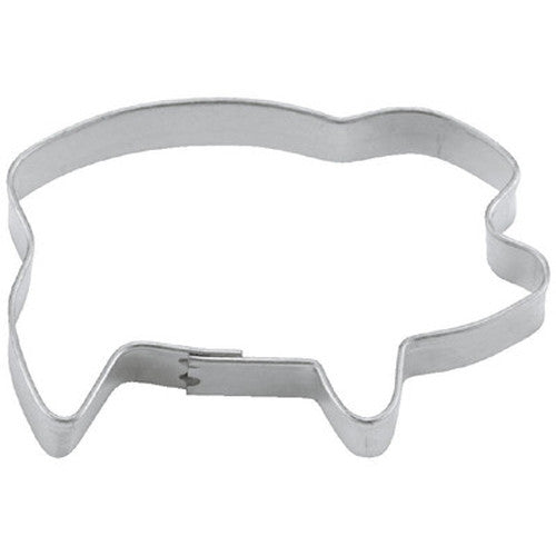 Pig 4.5cm Mini Cookie Cutter-Cookie Cutter Shop Australia