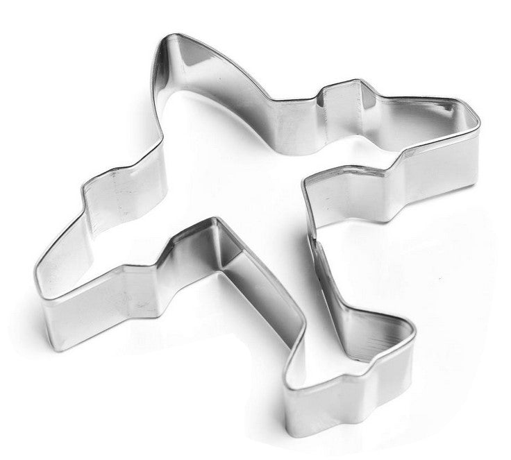 Airplane 10cm Cookie Cutter