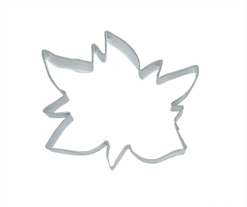 Poinsettia 9cm Cookie Cutter-Cookie Cutter Shop Australia
