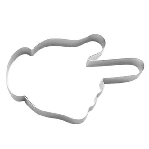 Pointing Finger 10cm Cookie Cutter-Cookie Cutter Shop Australia