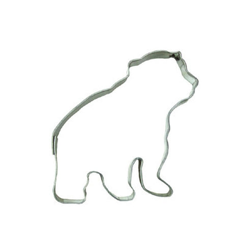 Polar Bear 6.5cm Cookie Cutter-Cookie Cutter Shop Australia