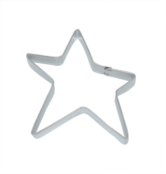 Primitive Star 9cm Cookie Cutter-Cookie Cutter Shop Australia