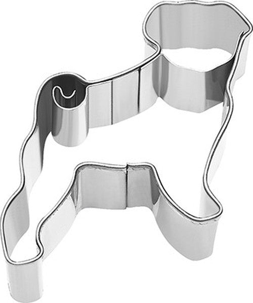 Pug Dog 4.5cm Cookie Cutter-Cookie Cutter Shop Australia