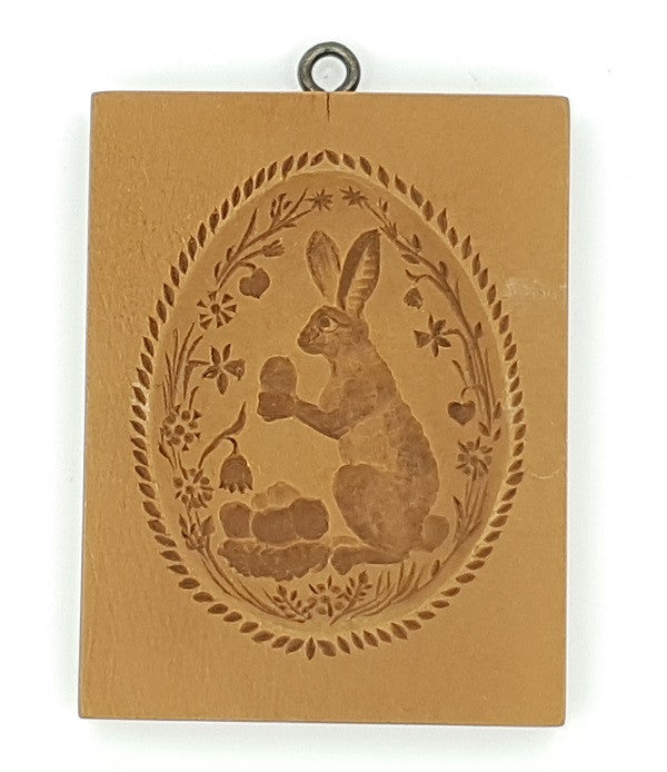 Springerle Mould Rabbit | Cookie Cutter Shop Australia
