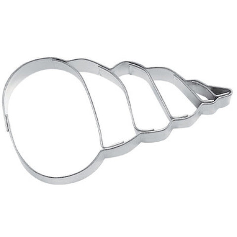 Seashell Cookie Cutter-Cookie Cutter Shop Australia