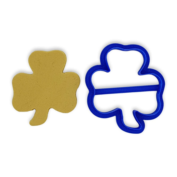 Shamrock Cookie Cutter 7cm | Cookie Cutter Shop Australia