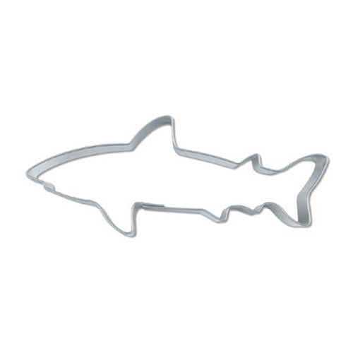 Shark 8cm Cookie Cutter-Cookie Cutter Shop Australia