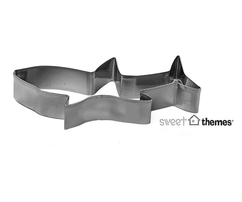 Shark 9cm Cookie Cutter-Cookie Cutter Shop Australia