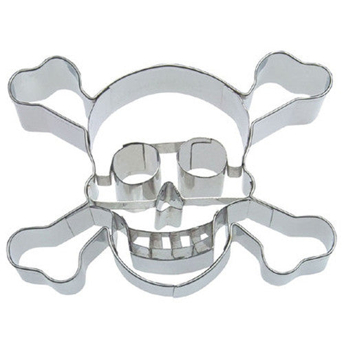 Skull Cookie Cutter-Cookie Cutter Shop Australia