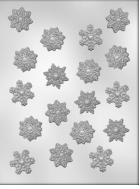Snowflake Chocolate mould