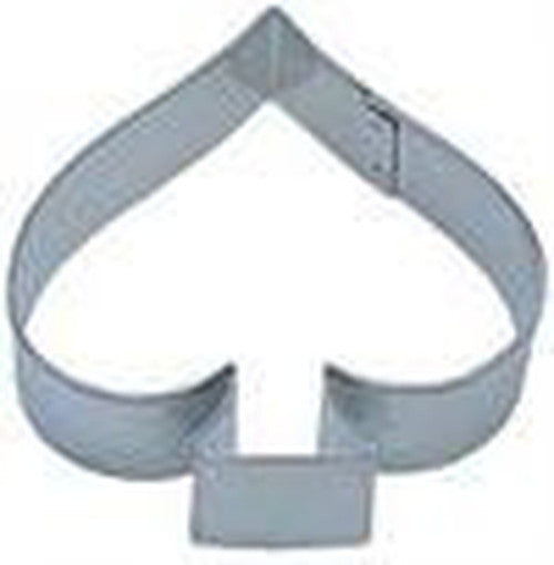 Spade 8cm Cookie Cutter-Cookie Cutter Shop Australia