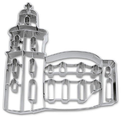 St Pauls Church 9cm Cookie Cutter-Cookie Cutter Shop Australia