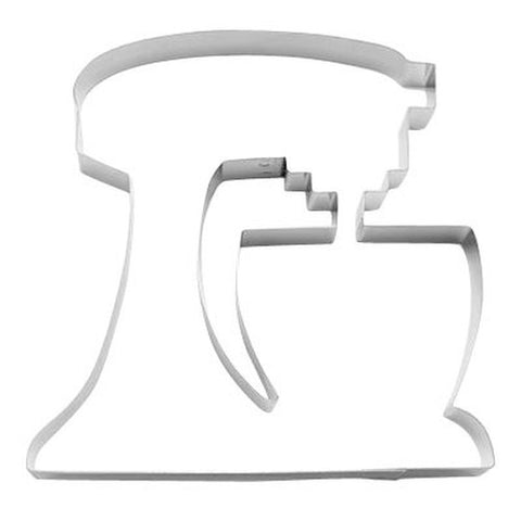 Stand Mixer 12cm Cookie Cutter | Cookie Cutter Shop Australia