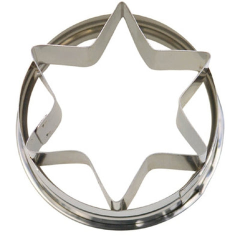 Star 9cm with Handle Cookie Cutter-Cookie Cutter Shop Australia