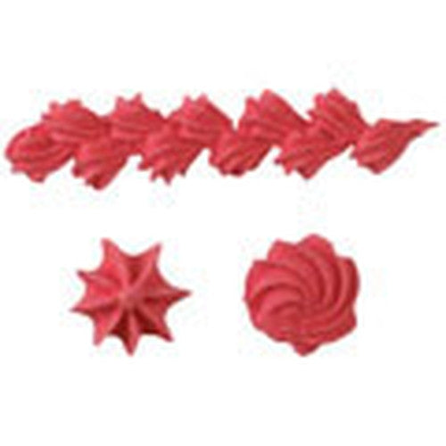 Star Icing Nozzle 14mm with 8 Points-Cookie Cutter Shop Australia