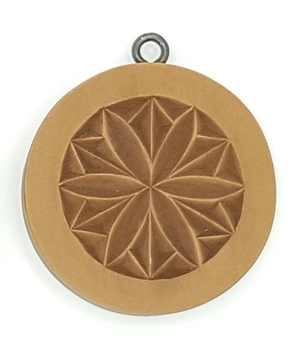 Star Wheel 6cm Springerle Mould-Cookie Cutter Shop Australia