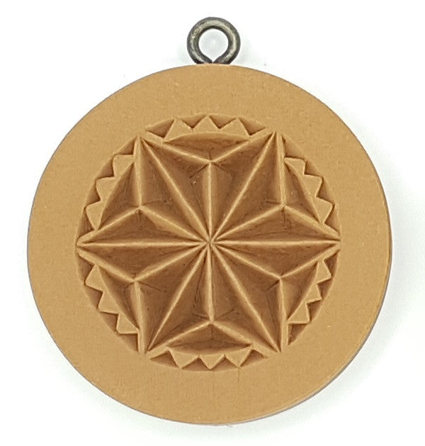 Star Wheel With Serrated Edge 6cm Springerle Mould-Cookie Cutter Shop Australia
