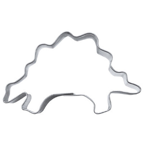 Stegosaurus Dinosaur 7cm Stainless Steel Cookie Cutter-Cookie Cutter Shop Australia
