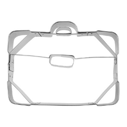 Suitcase Cookie Cutter-Cookie Cutter Shop Australia