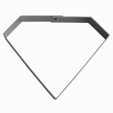 Shield or Cut Diamond Cookie Cutter-Cookie Cutter Shop Australia