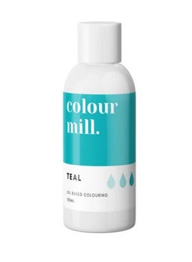 Colour Mill Teal Oil Based Colouring 20ml