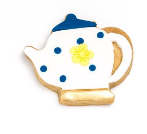 Teapot 7cm Cookie Cutter
