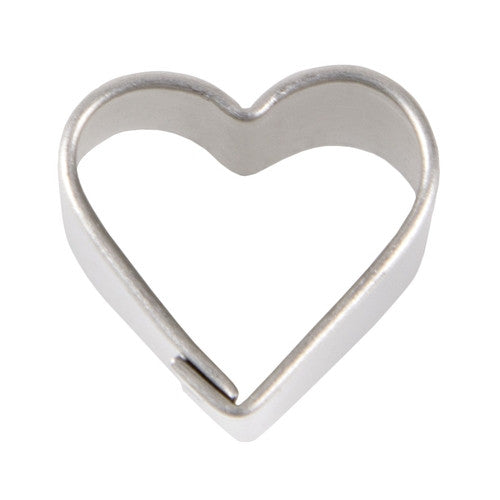 Tiny Mini Heart 1.5cm Cookie Cutter-Cookie Cutter Shop Australia