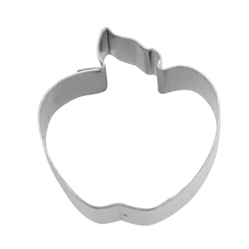 Tiny Mini Apple 1.6cm Cookie Cutter-Cookie Cutter Shop Australia