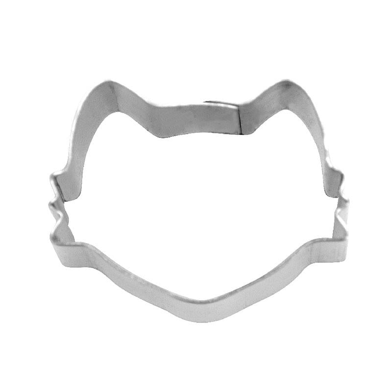 Tiny Mini Cat Face 2cm Cookie Cutter | Cookie Cutter Shop Australia