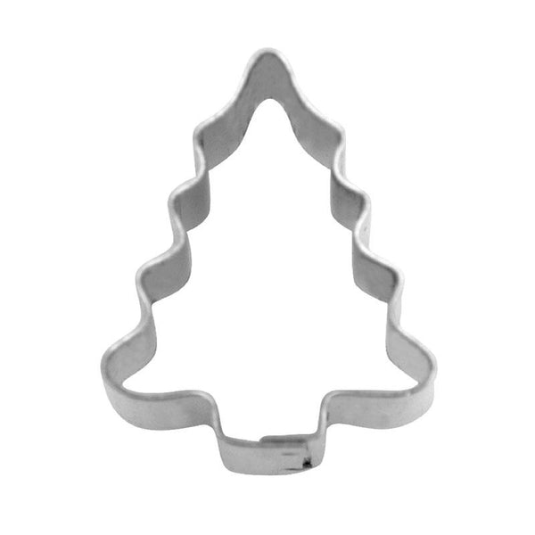 Tiny Mini Christmas Tree 1.7cm Cookie Cutter-Cookie Cutter Shop Australia