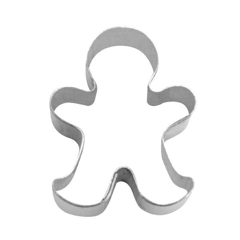 Tiny Mini Gingerbread Man 1.5cm Cookie Cutter-Cookie Cutter Shop Australia