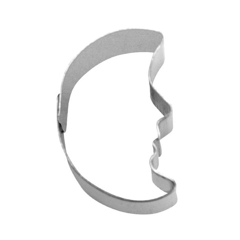 Tiny Mini Moon With Face 1.5cm Cookie Cutter-Cookie Cutter Shop Australia