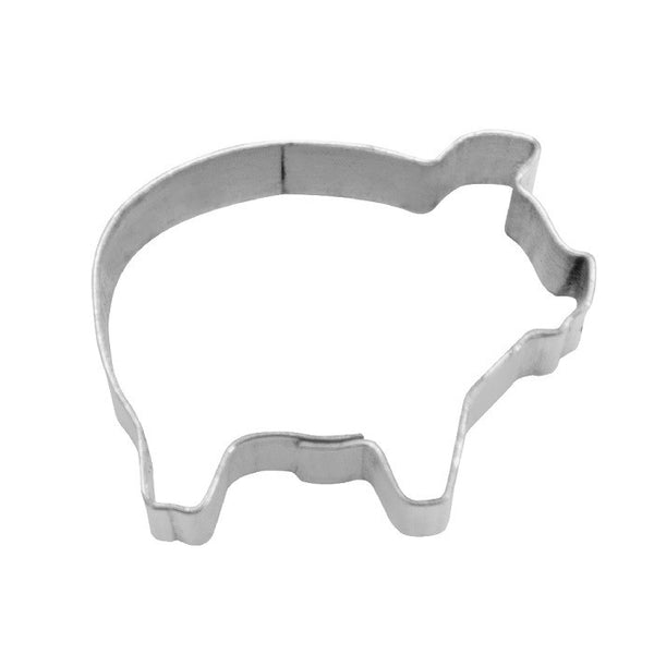 Tiny Mini Pig 1.5cm Cookie Cutter-Cookie Cutter Shop Australia