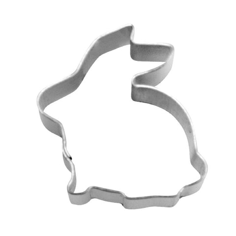 Tiny Mini Rabbit Sitting 1.6cm Cookie Cutter | Cookie Cutter Shop Australia
