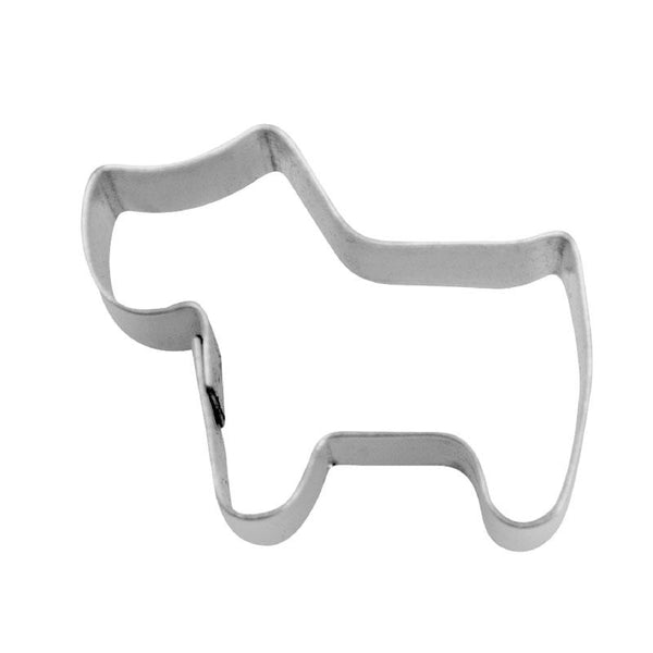 Tiny Mini Terrier Dog 1.6cm Cookie Cutter-Cookie Cutter Shop Australia