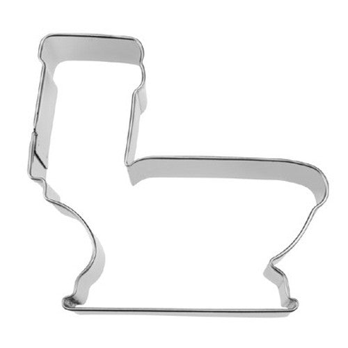 Toilet Cookie Cutter-Cookie Cutter Shop Australia