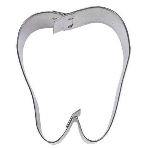 Tooth 5.5cm Cookie Cutter-Cookie Cutter Shop Australia