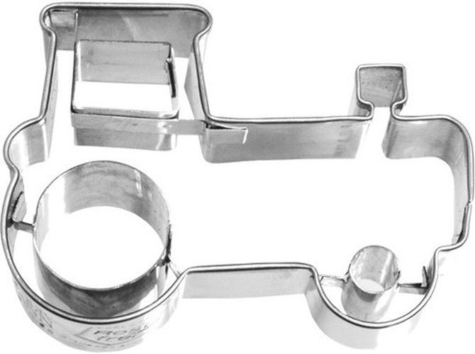 Tractor with Internal Detail Cookie Cutter | Cookie Cutter Shop Australia