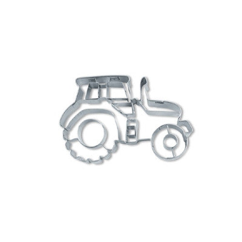 Tractor 7.5cm Cookie Cutter-Cookie Cutter Shop Australia